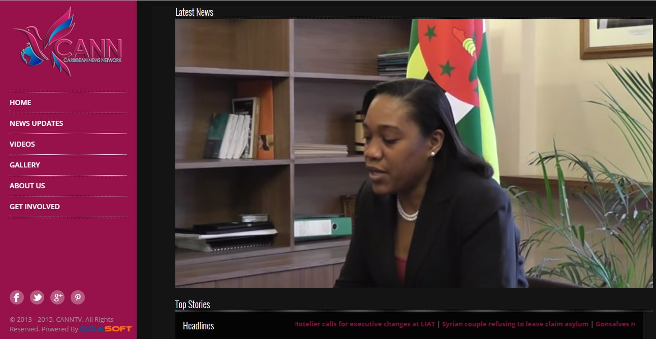 Caribbean News Network (CANN TV)